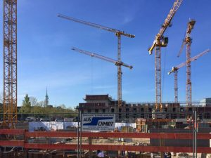 Baustelle München